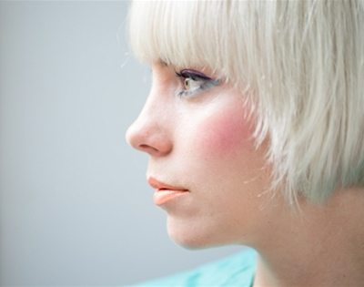 get fancy: pretty pastel makeup