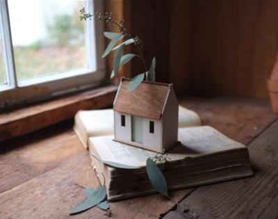 the little house vase