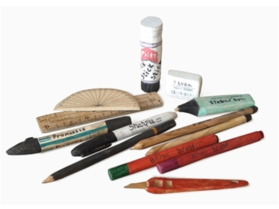 the pencil case collection