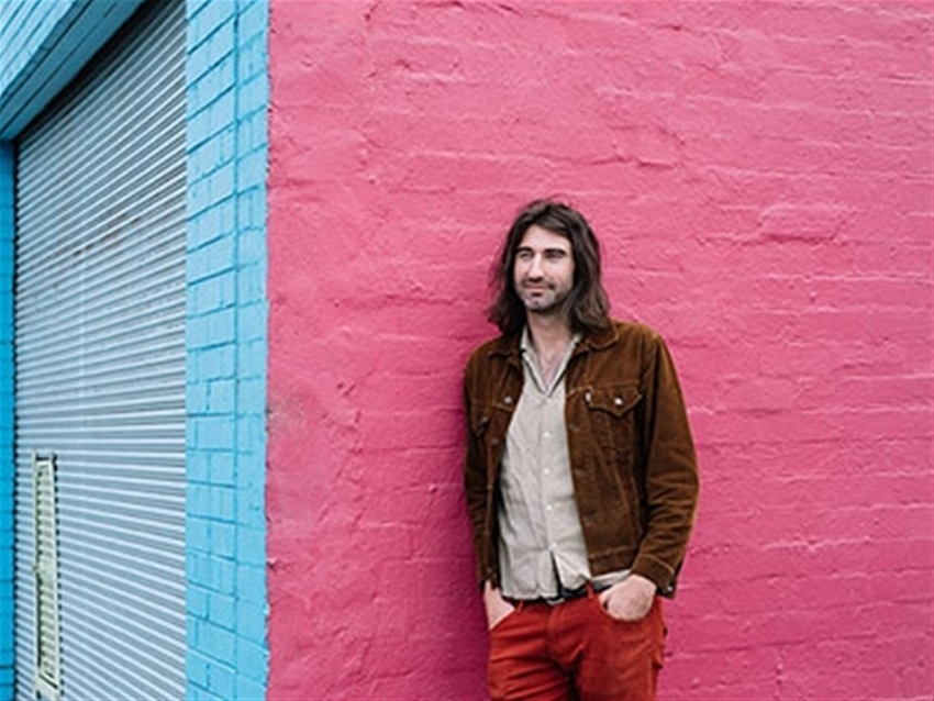 designer jim grimwade makes rad band posters