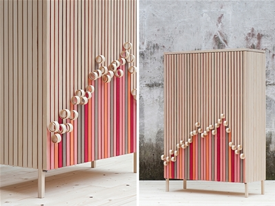 stoft studio's whittle away furniture