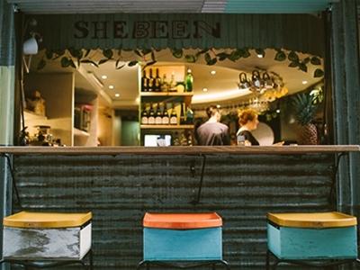 throwback thursday - shebeen bar opening melbourne