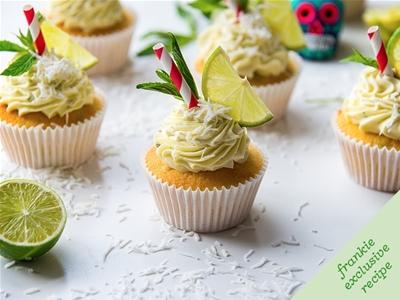 frankie fodder: mojito cupcakes