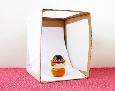 frankie exclusive diy: make your own photography light box
