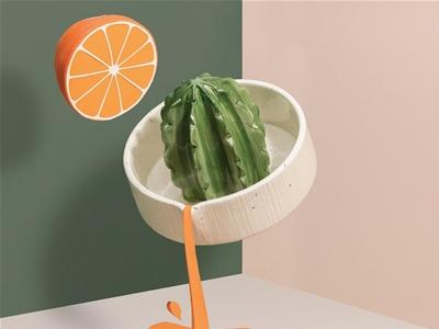 a rather succulent juicer