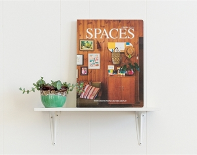 spaces volume three now on sale