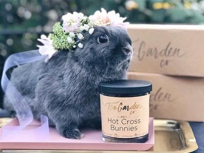 stuff mondays – hot cross bunnies tea