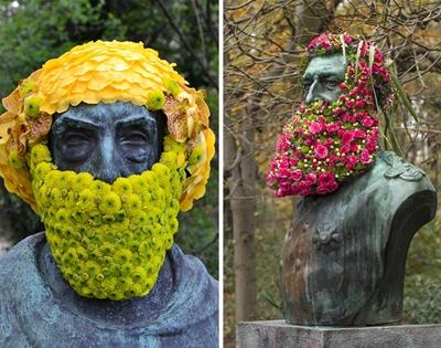 blooming beards