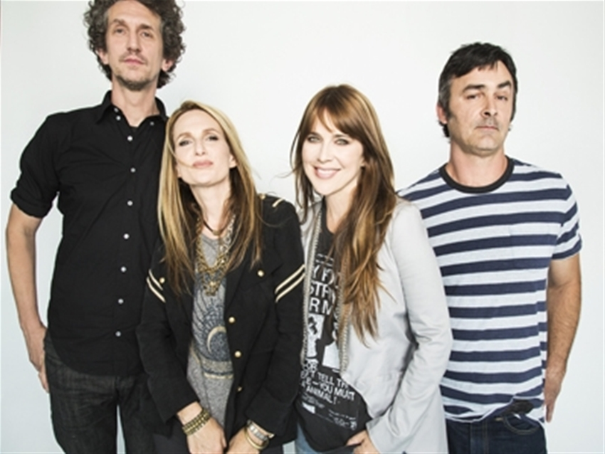 tunesday - veruca salt reunion and giveaway