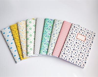 stuff mondays - vert cerise notebooks