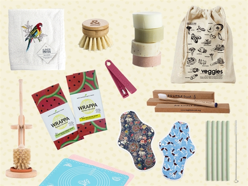 long list – eco-friendly stuff for the home