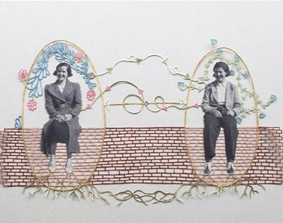pippa dyrlaga's papercut portraits