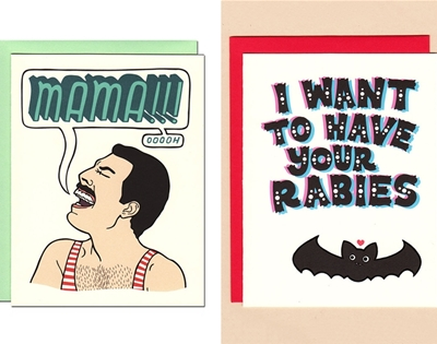 turbo betty greeting cards