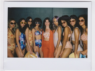 camp cove backstage snaps