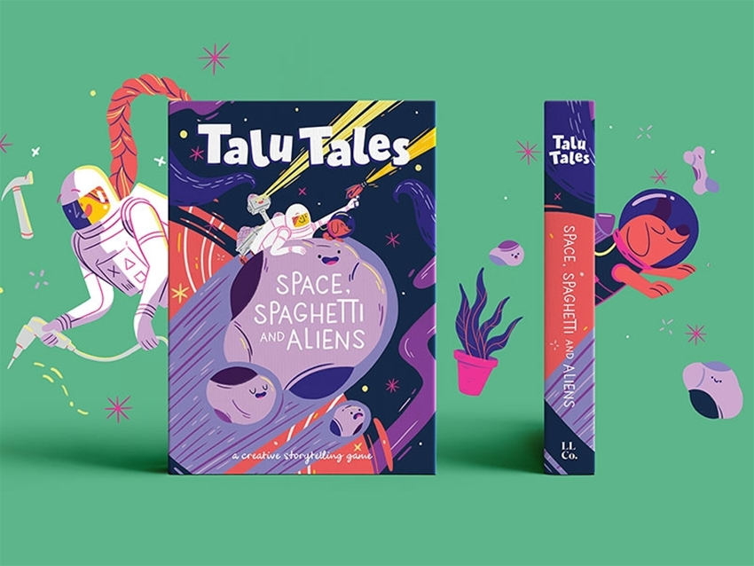 talu tales – a storytelling card game for big and little humans alike