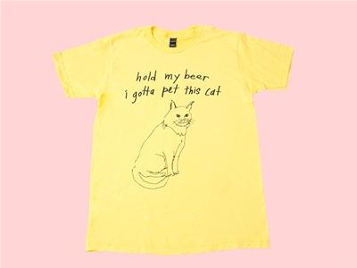 here, kitty
