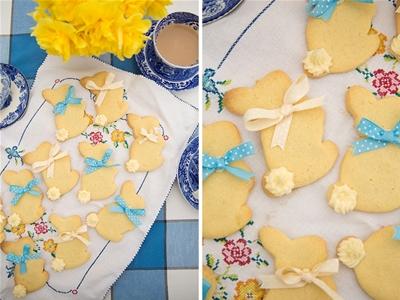lemon buttercream bunnies