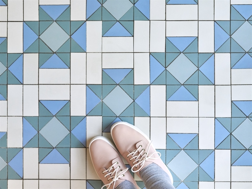 a travel guide to the world's best tiles