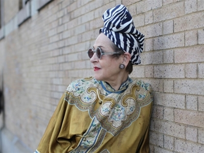 advanced style interview and ticket giveaway