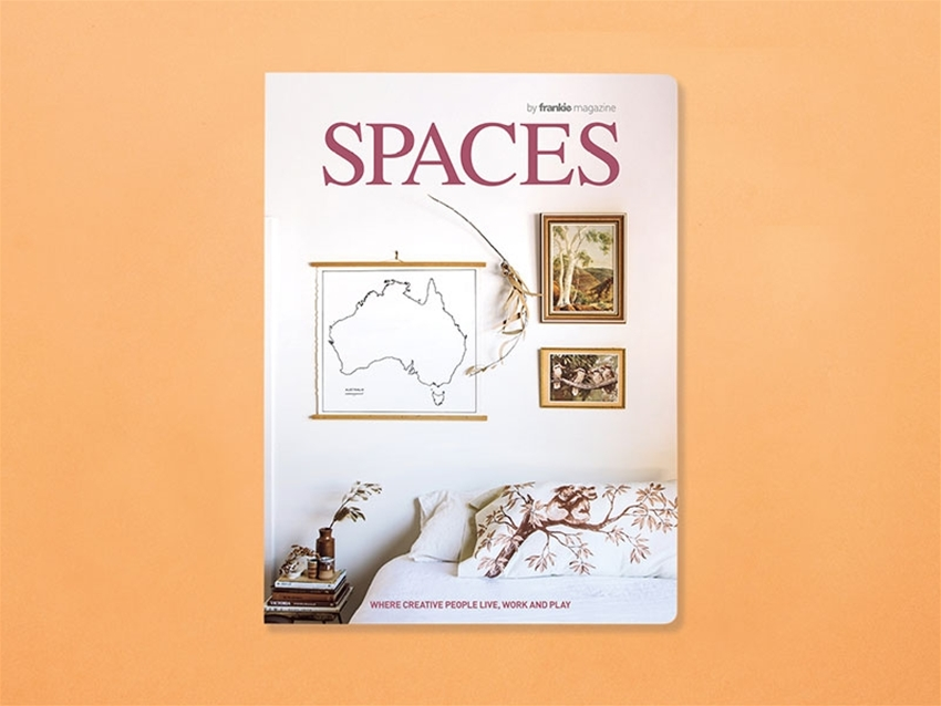 spaces volume five is on sale