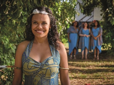 five minutes with miranda tapsell