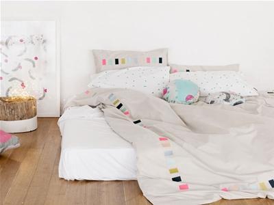 feliz bedding