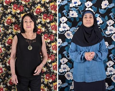 grandmothers exhibition