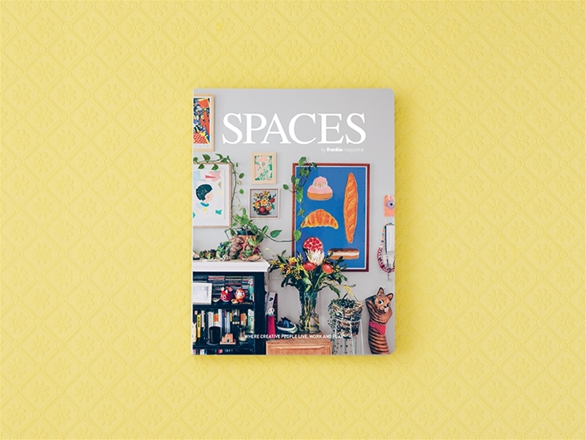 spaces volume four pre-order