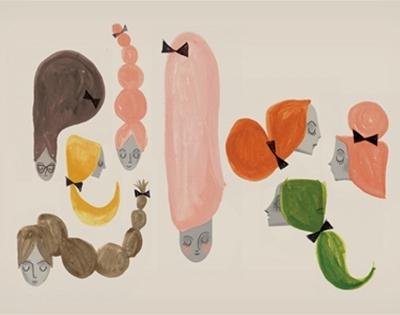 roxanne daner's illustrations