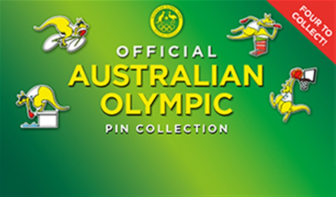 Collect These Awesome Boxing Kangaroo Olympic Pins