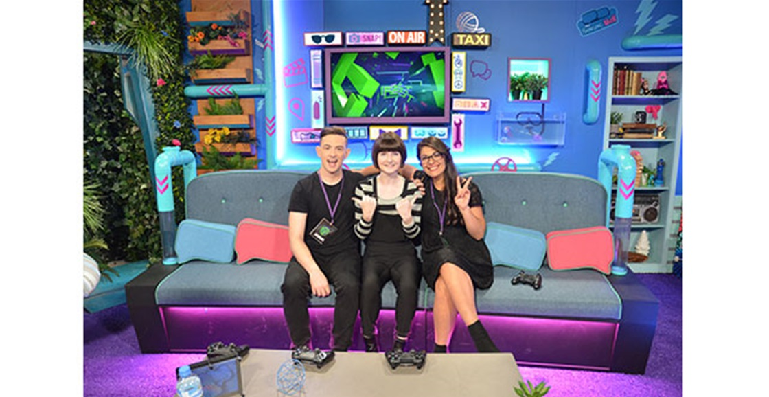 Hanging With Adam and Ash, and GameFest's Emma and Jackson
