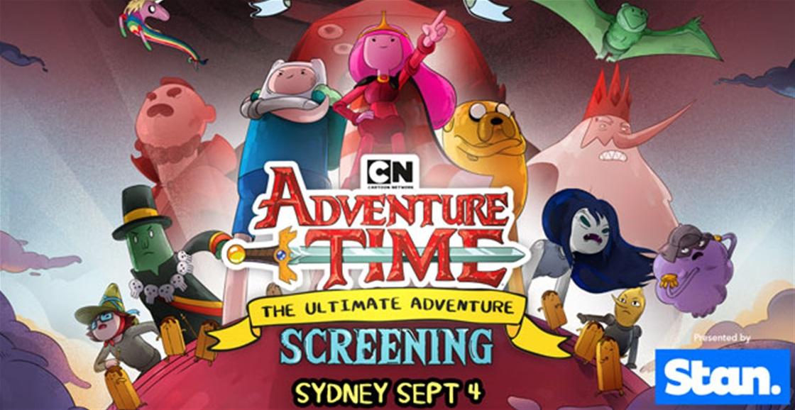 Adventure Time Series Finale Premiere