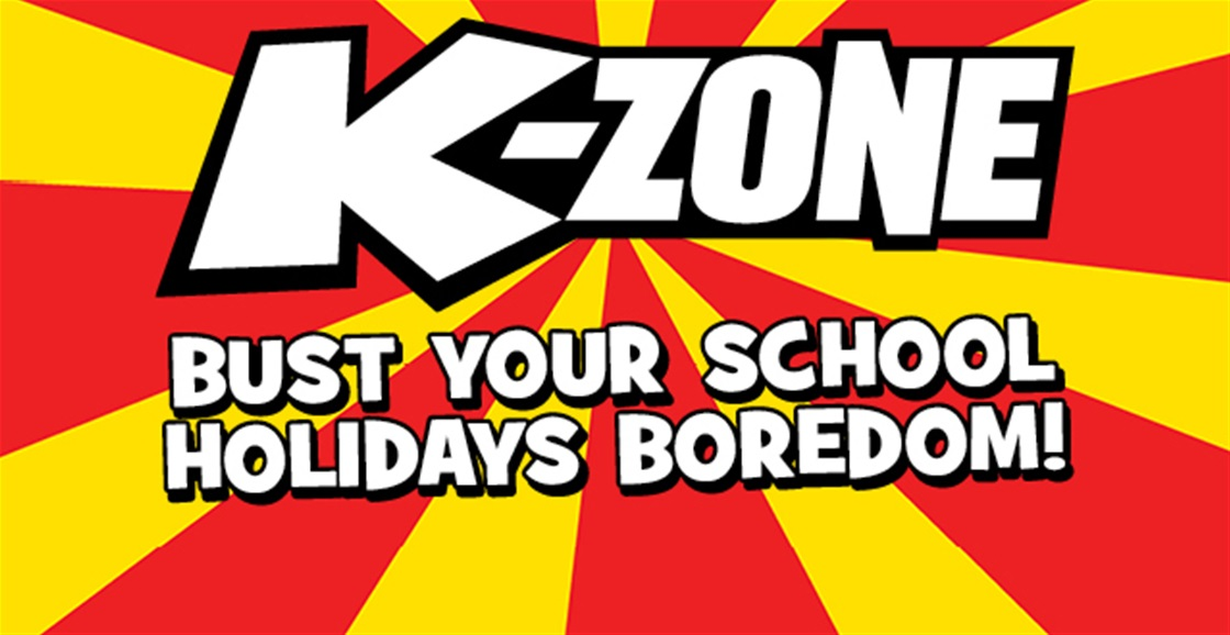 Bust Your School Holidays Boredom