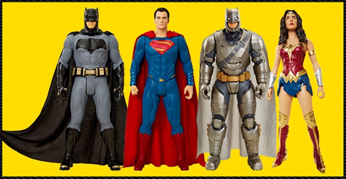 Win The Ultimate Batman V Superman Prize Pack