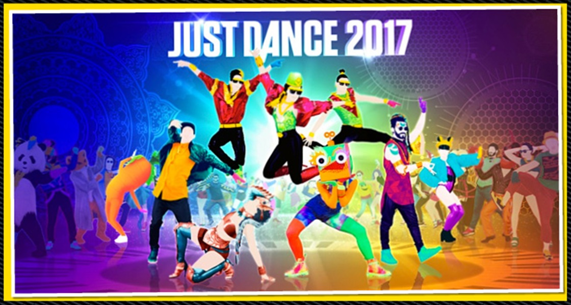 Get Your Hands On Just Dance 2017
