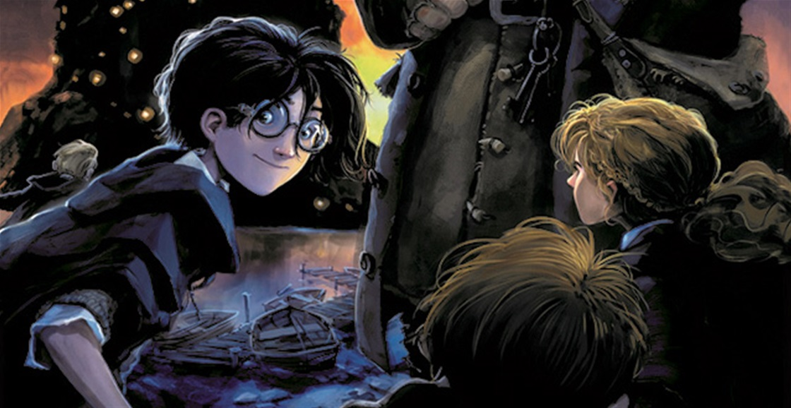 Harry Potter: Spot The Diff