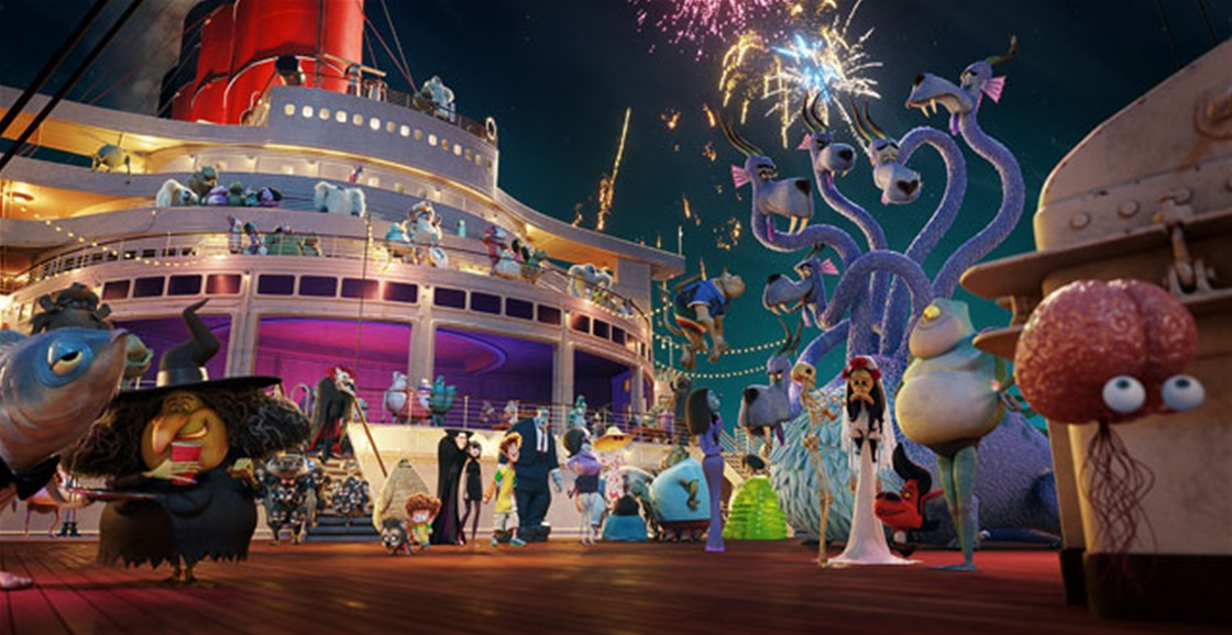 Hotel Transylvania 3: A Monster Vacation Interview