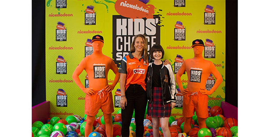 Nickelodeon Kids' Choice Sports Awards Voting Is Open