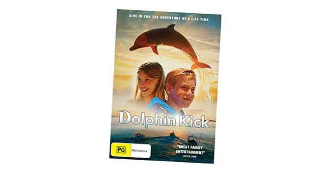 K-ZONE APRIL'19 DOLPHIN KICK DVD GIVEAWAY