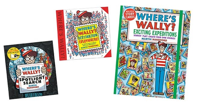 K-ZONE APRIL'19 WHERE'S WALLY? BOOK PACK GIVEAWAY