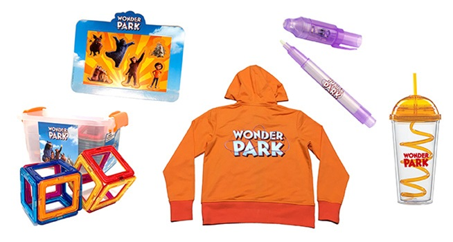 K-ZONE APRIL'19 WONDER PARK MOVIE MERCH PACK GIVEAWAY