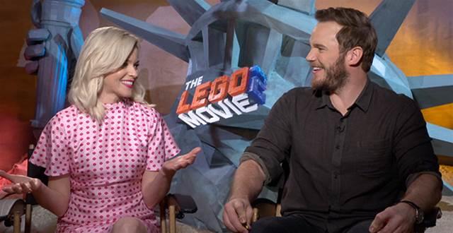 K-ZONE INTERVIEWS STARS OF THE LEGO MOVIE 2
