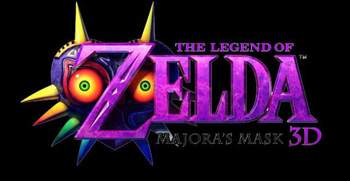 The Gaming Buzz: Majora's Mask Is Out Now On 3DS