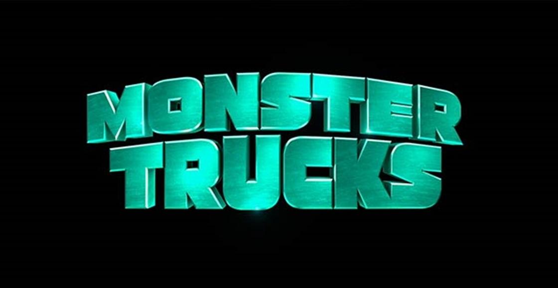 Monster Trucks Trailer
