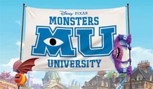Monsters Uni Mania!