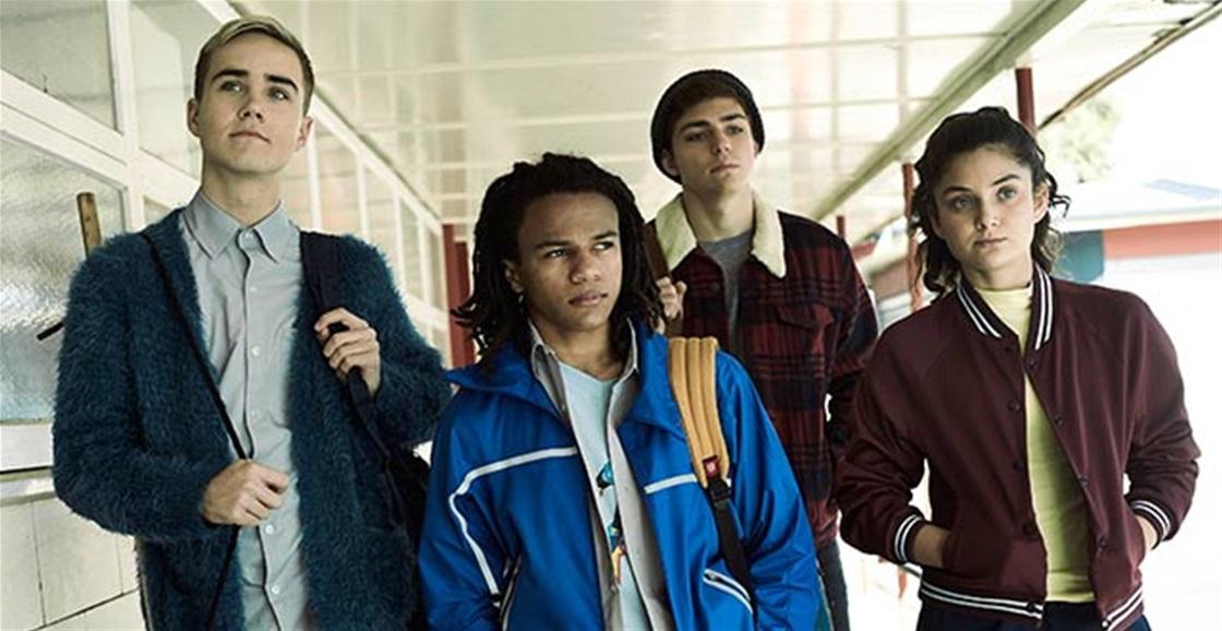 Nowhere Boys Season 3 Trailer
