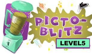 Picto Blitz - Level Five