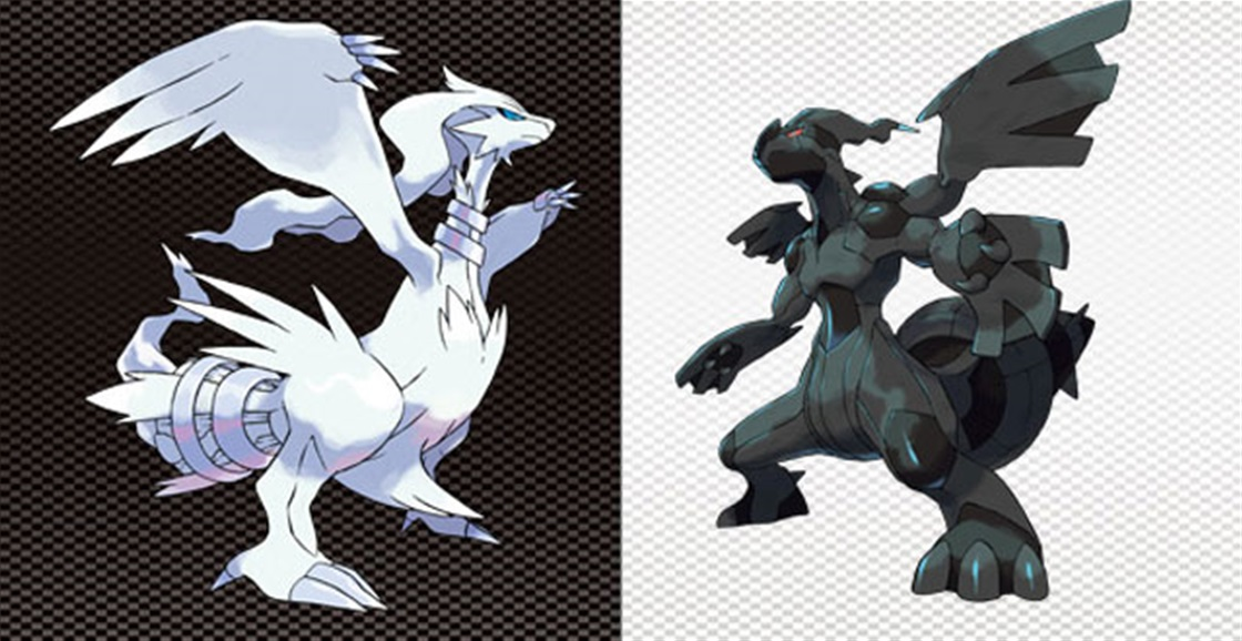 Pokémon Black and White Legendary Pokémon and Secret Items