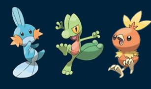 Which Pokémon Starter Are You?