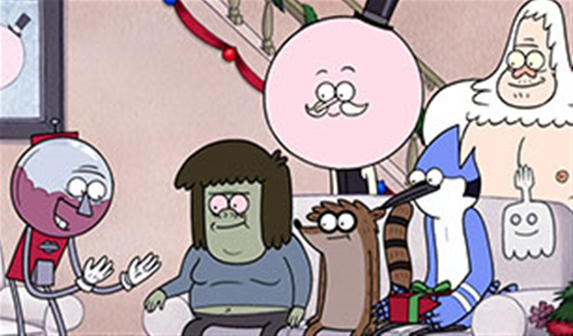 Which Regular Show Bro Are You?
